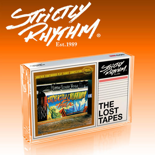 Album Art - The Lost Tapes: Little Louie Vega The Strictly Rhythm Mix