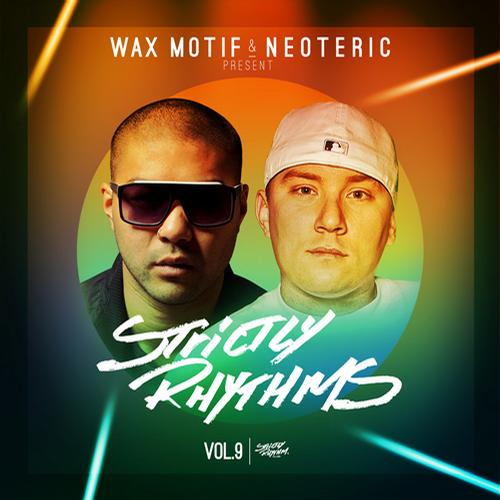 Album Art - Wax Motif And Neoteric Present Strictly Rhythms Vol. 9 (DJ Edition-Unmixed)