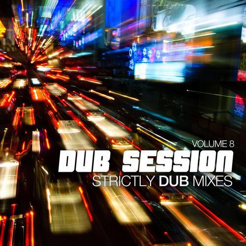 Album Art - Dub Session Volume 8 - Strictly Dub Versions