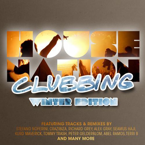 Album Art - House Nation Clubbing - Winter Edition