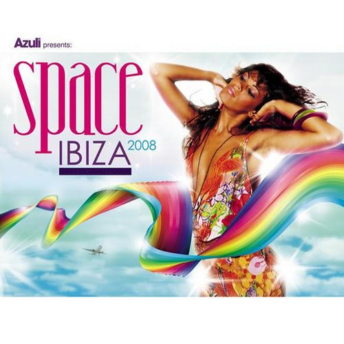 Album Art - Azuli presents Space Ibiza 2008 - Unmixed Edition