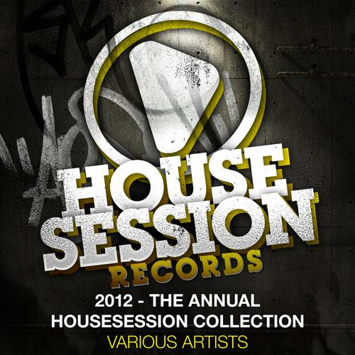 Album Art - 2012 - The Annual Housesession Collection