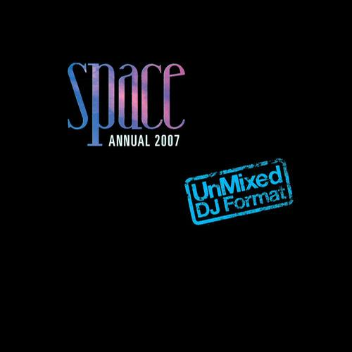 Album Art - Space Annual 2007 - Unmixed