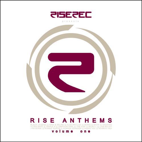 Album Art - Rise Anthems Volume 1
