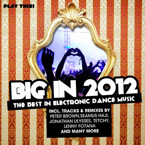 Album Art - Big in 2012 (The Best in Electronic Dance Music)