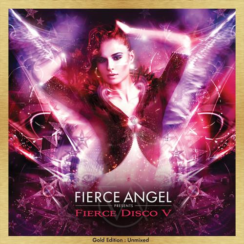 Album Art - Fierce Angel Presents Fierce Disco V