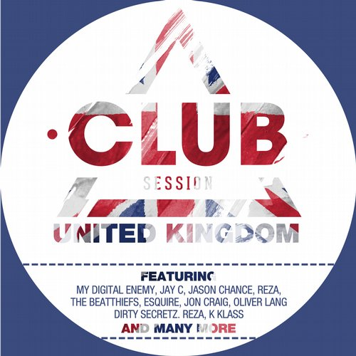 Album Art - Club Session UK