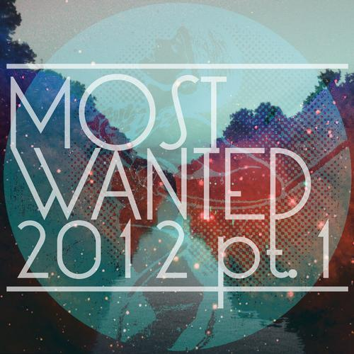 Album Art - Get Physical Presents Most Wanted 2012 Pt. I