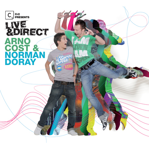 Album Art - Cr2 Presents Live & Direct Arno Cost & Norman Doray - Beatport Exclusive Edition