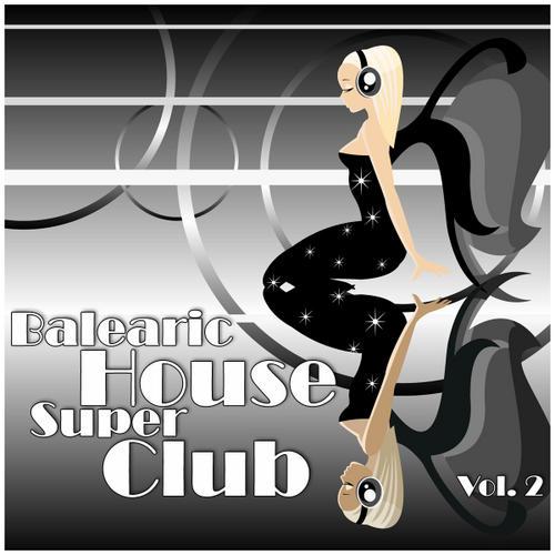 Balearic House Super Club Album Art