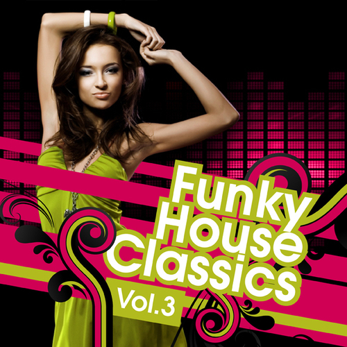 Album Art - Funky House Classics - Volume 3
