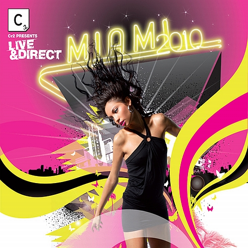 Album Art - Cr2 Presents Live and Direct Miami 2010 - Beatport Exclusive Edition