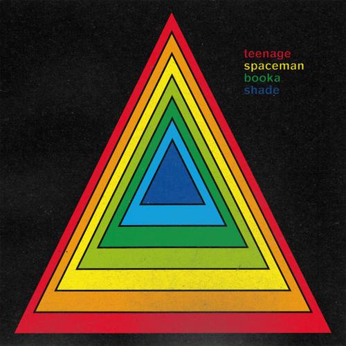 Album Art - Teenage Spaceman