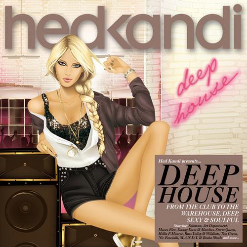 Album Art - Hed Kandi: Deep House
