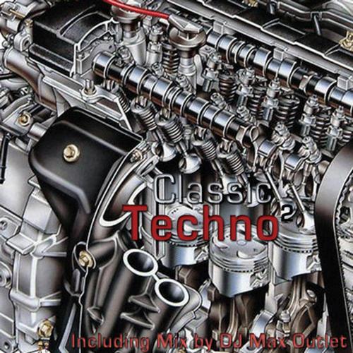 Album Art - Classic Techno Volume 2