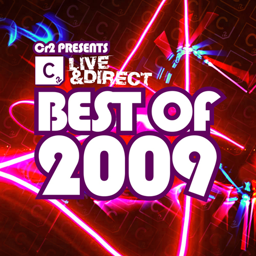 Album Art - Cr2 Presents Live & Direct Best Of 2009
