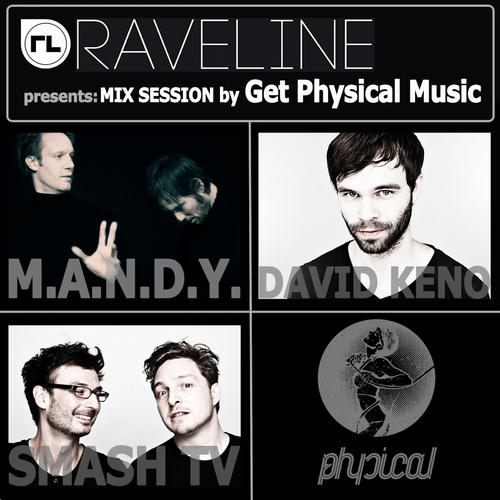 Album Art - Raveline Mix Session By Get Physical