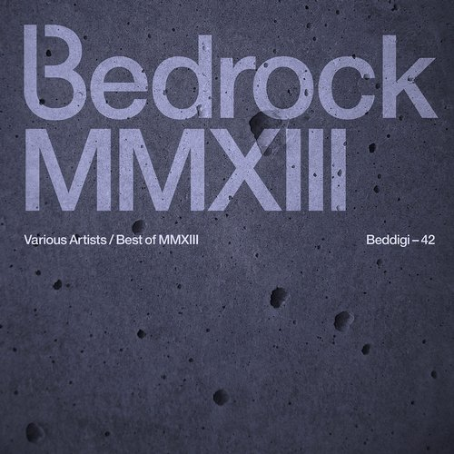 Album Art - Best Of Bedrock 2013