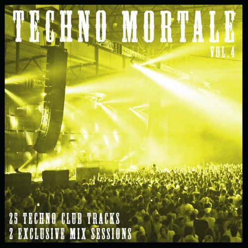 Album Art - Techno Mortale Volume 4