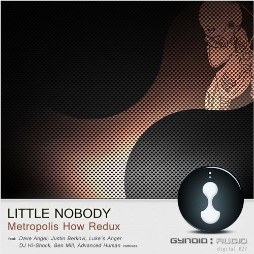 Album Art - Metropolis How - Redux