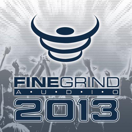 Best of Fine Grind Audio 2013 Album Art