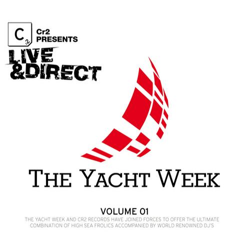Album Art - Yacht Week - Volume 01