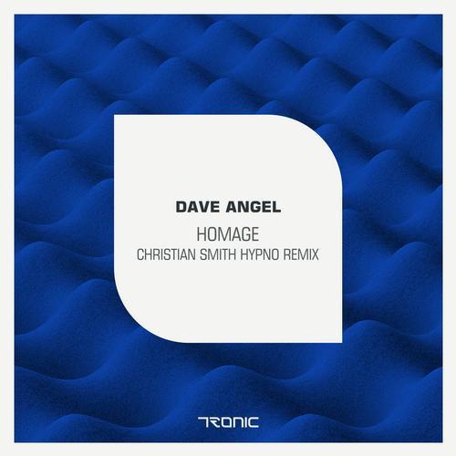 Album Art - Homage (Christian Smith Hypno Remix)