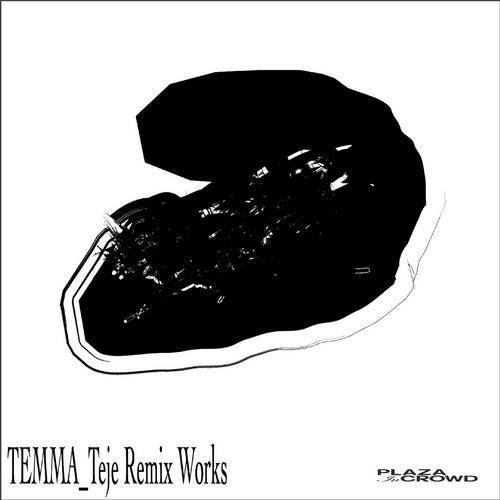 Temma-Teje Remix Works Album Art