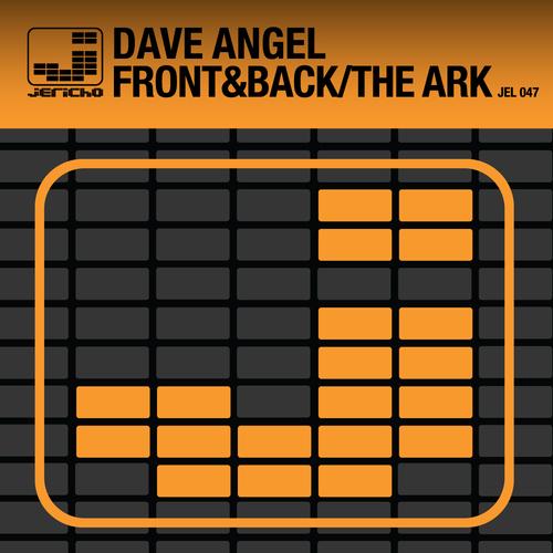 Album Art - Front & Back / The Ark