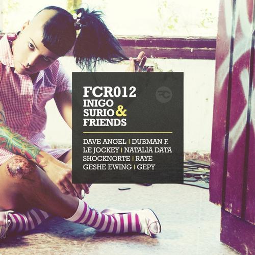 Album Art - Inigo Surio & Friends