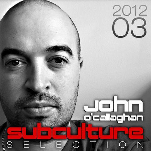 Album Art - Subculture Selection 2012-03