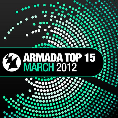 Album Art - Armada Top 15 - March 2012