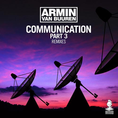 Album Art - Communication Part 3 (Remixes)