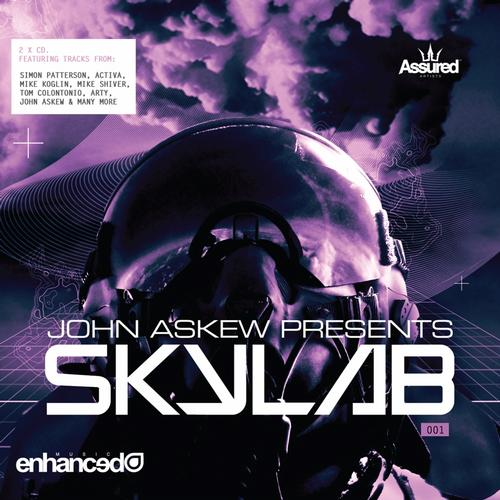 Album Art - Skylab 01 - Mixed by John Askew