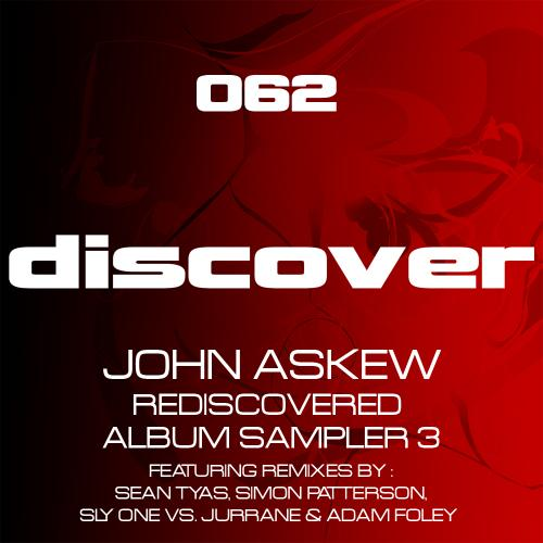 Album Art - Rediscovered Album Sampler 3