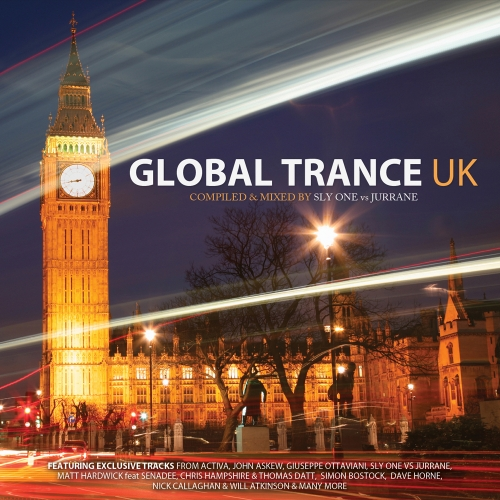 Album Art - Global Trance UK (Compiled And Mixed By Sly One vs. Jurrane)