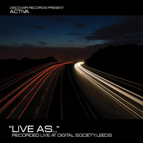 Album Art - Live As.... Volume 6 (Mixed By Activa)
