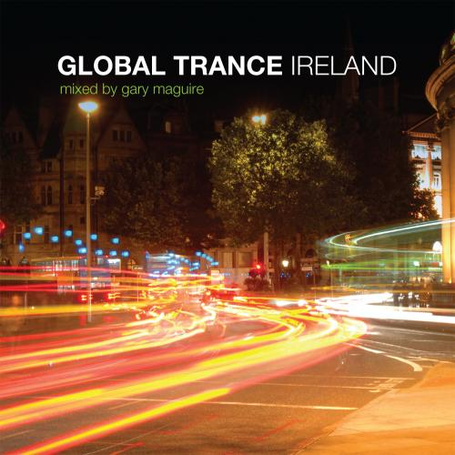 Album Art - Global Trance Ireland Mixed By Gary Maguire