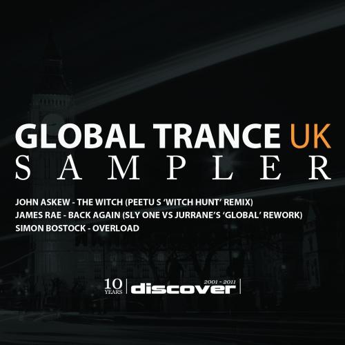 Album Art - Global Trance UK Sampler