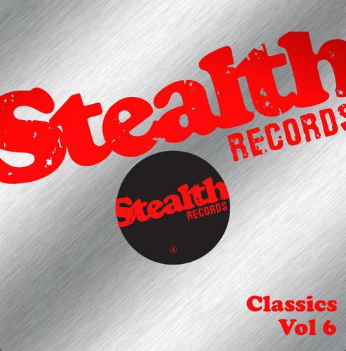 Album Art - Stealth Classics Volume 6