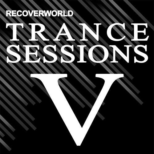Recoverworld Trance Sessions V Album Art