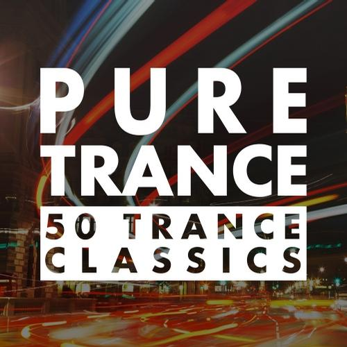 Album Art - PURE TRANCE - 50 Trance Classics