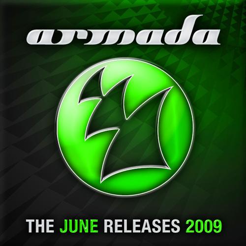 Album Art - Armada - The June Releases 2009
