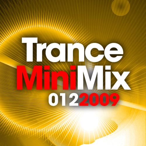 Album Art - Trance Mini Mix 012 - 2009