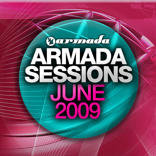 Album Art - Armada Sessions June 2009