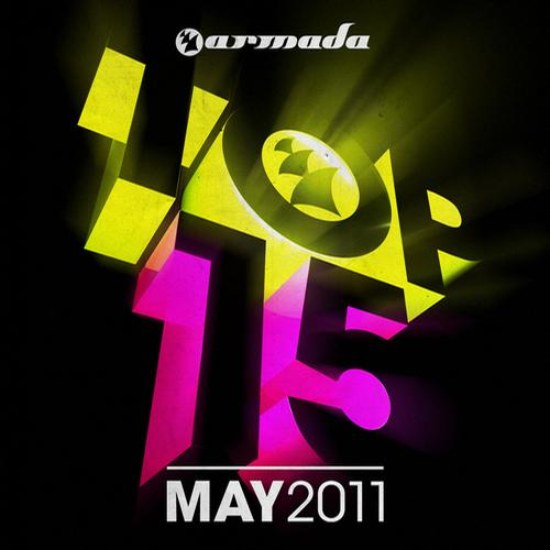 Album Art - Armada Top 15 - May 2011