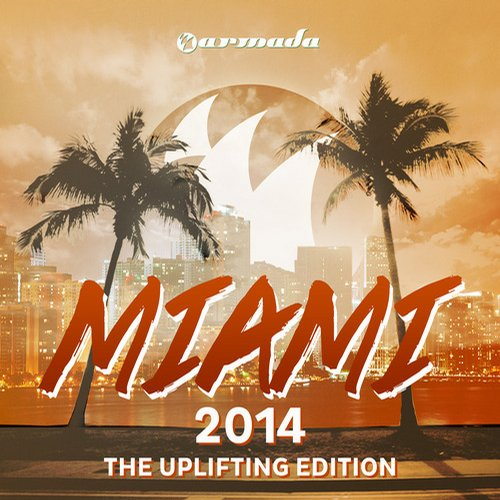 Album Art - Armada Miami 2014 - The Uplifting Edition