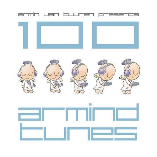 Armin van Buuren presents 100 Armind Tunes Album Art