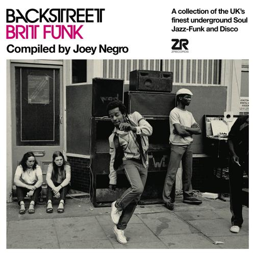 Album Art - Back Street Brit Funk Compiled By Joey Negro