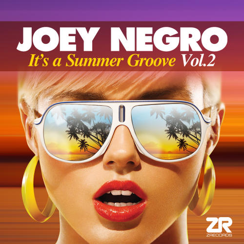 Album Art - It's A Summer Groove Volume 2 (Compiled By Joey Negro)